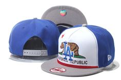 Los Angeles Dodgers California Republic Snapback Hats|only US$6.00 - follow me to pick up couopons.
