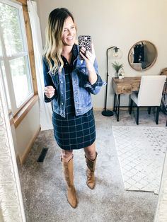 Fall Fashion   Fall Dresses   Tall Boots Tall Boots, Fall Dresses, Fashion Fall, Blog, Clothes, Stretch Knee High Boots, Fall Fashions, Outfits, Thigh High Boots