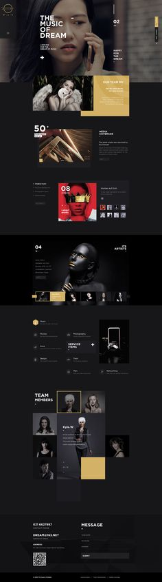 The music of dream梦之乐品牌官网 on Behance