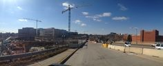 DC Tower Cranes 02/2013 (A beautiful thing, professionally speaking.)