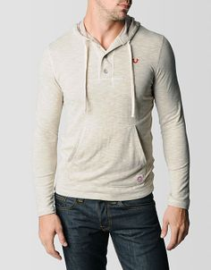 Our updated henley pullover is light enough to wear underneath heavier pieces yet still cozy enough to wear on its own and keep you warm during the...