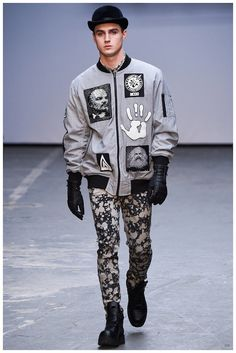 These pants. KTZ-Fall-Winter-2015-London-Collections-Men-007