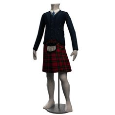 Highland Groom Formal Kilt
