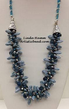 Kumi Ne multi blues Linda Hamm WM W