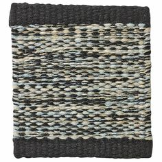 Lyra Mix Black Cloud Black Clouds, Hand Weaving, Carpet, Wool, Rugs, Home Decor, Homemade Home Decor, Types Of Rugs, Rug
