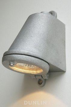 Mast Light, LED Sandblasted Anodised Aluminium
