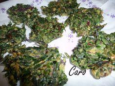 Caro Pimiento: Croquetas de hojas de remolacha