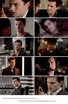 Mr.Grey i love all of your shades