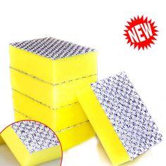 10 pcs/lot Super Clean Magic Sponge Eraser Melamine Sponge Cleaner Kitchen Bathroom Cleaning tools melaminovye gubki No 100