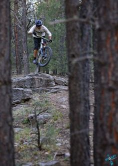 Projekt Roam's Weekly Wander: Otero Canyon Trail, Tierjas, New Mexico | Singletracks Mountain Bike Blog
