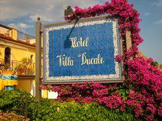 Amazing hotel in Taormina Sicily