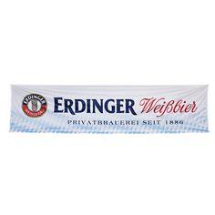 Erdinger Bavarian Oktoberfest Flag Banner XXL size 158 x 35 inches NEW Erdinger Beer, German Beer Glasses, Beer Poster, Wheat Beer, Flag Banners, Print Advertising, Bavaria, Gifts For Him, Stone