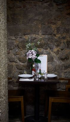 Book a table for breakfast, lunch or dinner. Handmade food beneath historic Bow Bells