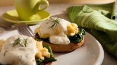 Fantastic recipes! Who knew you can make a LIGHT, clean version of Hollandaise sauce with Greek yoghurt???!!!