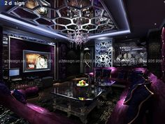 Karaoke room interior karaoke room pinterest karaoke for Living room karaoke