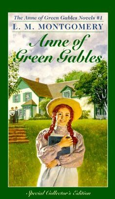 Anne of Green Gables by L.M. Montgomery, http://www.amazon.com/dp/055321313X/ref=cm_sw_r_pi_dp_nv7yrb1ESQ0E8/180-8862577-8178329