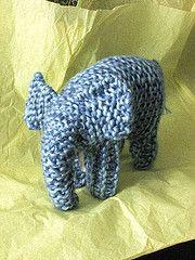 Ravelry: Oliphaunt pattern by Cristina Bernardi Shiffman