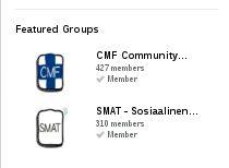 Oletko huomannut että LinkedInissä yritystilille voi nostaa esiin yritykseen liittyviä LinkedIn-ryhmiä? #linkedinfi