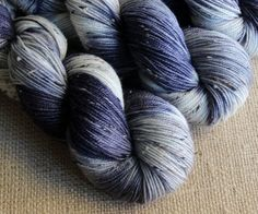 221B Baker Street - Scruffy Gnome - Fingering / Sock Tweed Yarn