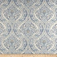 Marsala Sky, Magnolia Home Fashions - Cotton Upholstery Fabric By The Yard Chenille Fabric, Drapery Fabric, Floral Print Fabric, Floral Prints, Valance Window Treatments, Vinyl Fabric, Wall Fabric, Blue Curtains, Custom Curtains