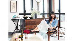 Η διάσημη Athena Calderone μας δίνει μαθήματα διακόσμησης μέσα από το σπίτι - loft της στο Brooklyn