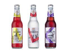 - BEER, CIDER AND LOW ACOHOL - star pudelid koos