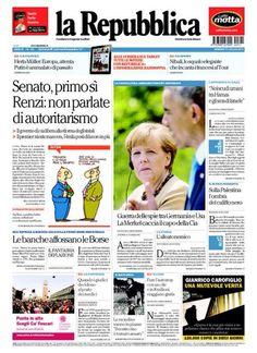Newspaper Design, July 11, Motto, Mottos