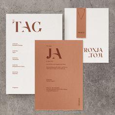 Terra_Cotta_Einladung_Details Wedding, Inspiration, Paper, Invitation Cards, Invitations, Valentines Day Weddings, Biblical Inspiration, Weddings, Marriage