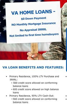 Louisville Kentucky VA Home Loan Mortgage Lender: Kentucky VA Home Loans Credit Scores Requirements ...