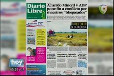 Portadas Actualizadas De Los Diferentes Periódicos Del País