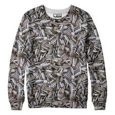 Sunflower Seeds Sweatshirt