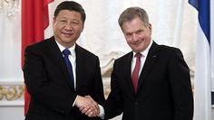 Video: Presidentti Sauli Niinistö kertoo Kiinan presidentin valtiovierailusta  - Kotimaa - Uutiset - MTV.fi
