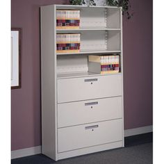 Here at The Library Store we understand that organization is a vital component of any office. Filing Storage, Storage Cabinets, Filing Cabinet, Library Store, Office Furniture, Aurora, Organization, Steel, Home Decor