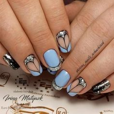 New Homecoming and Prom Nails Designs picture 5