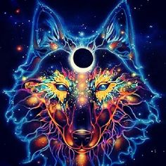 Trippy Wolf Related Keywords & Suggestions - Trippy Wolf Long Tail ...