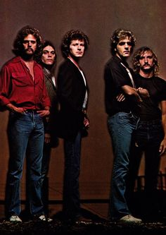 Eagles - soooo many great songs from these guys!
