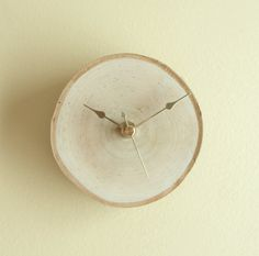 Birch Clock.