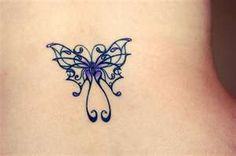 I've wanted to get this tattoo for years. Lupus butterfly.