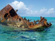 30 Worlds Most Fascinating Shipwrecks
