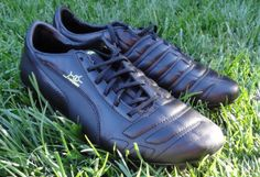 "Puma evoPOWER Leather ""Blackout"" Review  Visit http://www.soccermint.com for more Soccer Stuff"