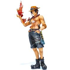 One Piece Portgas D Ace 5th Anniversary Edition - Bandai
