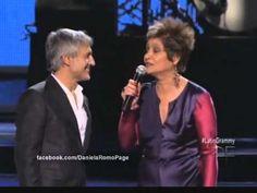"Daniela Romo y Sergio Dalma ""Yo no te pido la luna"" (Latin Grammy 2012)"