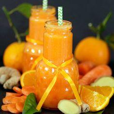 Diese klassische Geschmacksvariante kennen wir alle für gesunde Säfte und Smoothies. Jetzt machen wir sie für die kalte Jahreszeit kuschelig warm. Ein echter Vitaminkick!