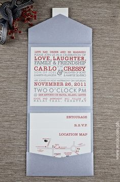 Love, laughter, family and friendship... Like the wording at the beginning, maybe the set up too