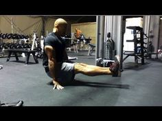 44 Best Bodyweight Exercises Ever! (High Def) Military Trainer TEE MAJOR Music Credit: The Unit Theme (Extended Remix) by Robert Duncan, The Devil's Quid Pro Quo by Butch Clancy...wow this guy works out & look at the body!!!
