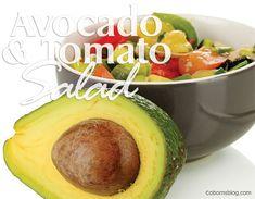 Weekly Ad Recipe - Avocado And Tomato Salad www.cobornsblog.com