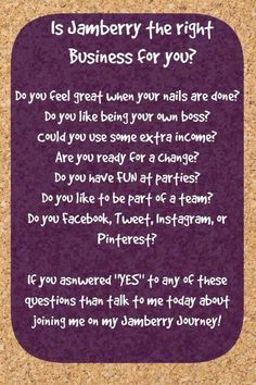 Want to become a Jamberry consultant? Message me to find out how you can up to half off the cost of your starter kit.