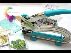 Crop a dile Big Bite Tutorial-We R Memory Keepers-Come usare la Crop a dile-Scrapbooking Tutorial - YouTube