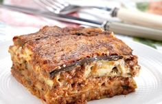 ΦαγητάLasagne mit Hackfleisch und Auberginen und Béchamelsauce im Ofen ΦαγητάLasagne mit Hackfleisch und Auberginen und Béchamelsauce im Ofen ΦαγητάLasagne mit Hackfleisch, Auberginen und bechamel im Ofen Rezepte - Sintayes. Cookbook Recipes, Cooking Recipes, Healthy Recipes, Healthy Foods, Pasta Dishes, Food Dishes, Food Network Recipes, Food Processor Recipes, The Kitchen Food Network