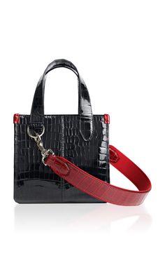 La Cini Alligator Bag by Fortu Milano